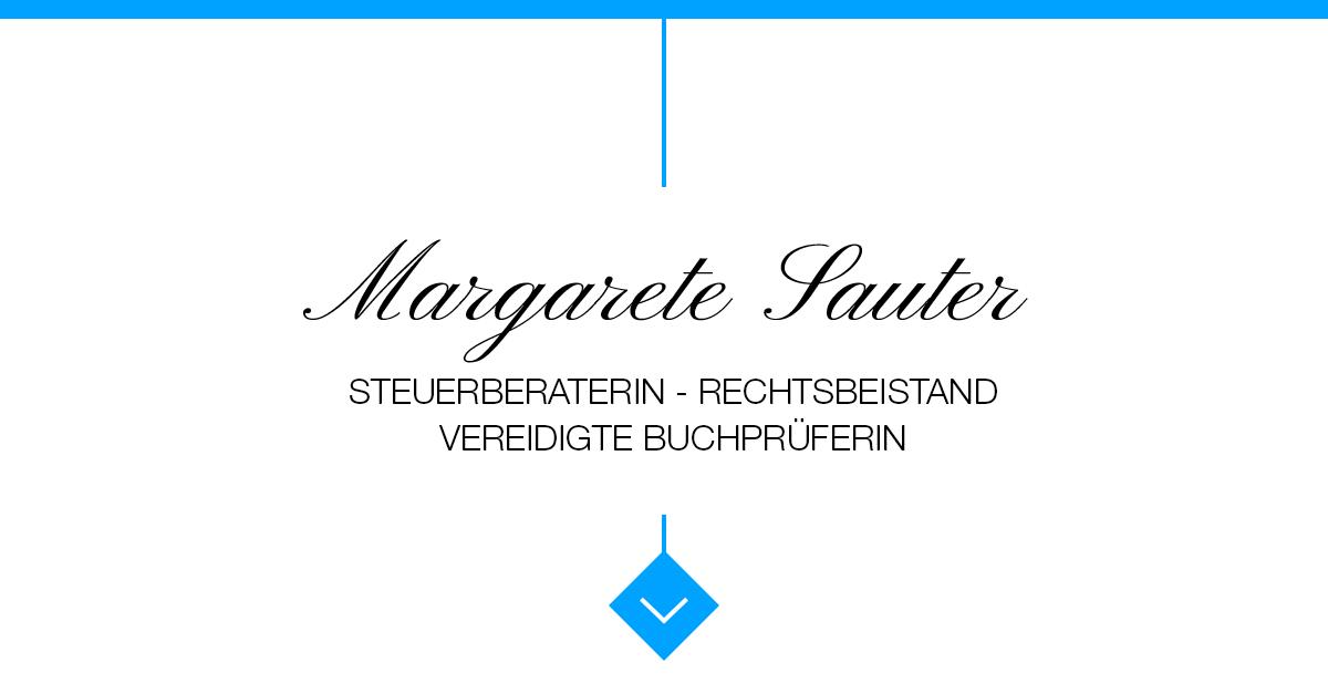 Aktuelles » Margarete Sauter